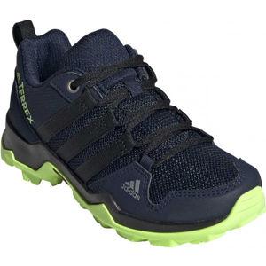 adidas TERREX AX2 K černá 30 - Chlapecká outdoorová obuv