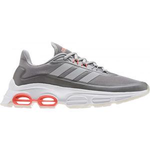 adidas QUADCUBE šedá 11 - Pánská volnočasová obuv
