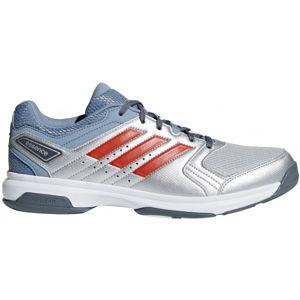 adidas ESSENCE bílá 11.5 - Pánská házenkářská obuv