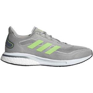 adidas SUPERNOVA M šedá 9 - Pánská běžecká obuv