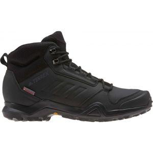 adidas TERREX AX3 BETA MID CW černá 10 - Pánská outdoorová obuv
