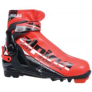 Alpina N COMBI JR  33 - Juniorská kombi obuv na bězecké lyžování