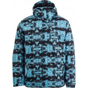 ALPINE PRO DENMARK modrá L - Pánská lyžařská bunda
