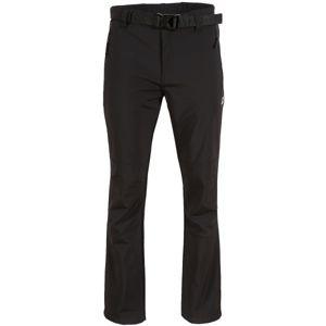 ALPINE PRO DIABAZ 2 černá 48 - Pánské kalhoty