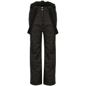 ALPINE PRO EBISA černá XL - Dámské kalhoty