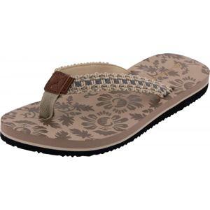 ALPINE PRO JOSA béžová 37 - Dámská letní obuv