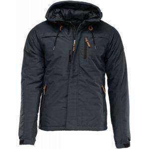 ALPINE PRO STOREM 2 černá XXXL - Pánská podzimní bunda