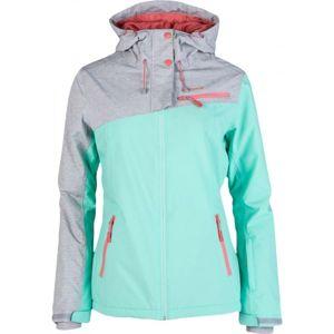 Arcore AKIRA zelená L - Dámská lyžařská bunda