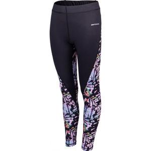 Arcore TIRZA černá 140-146 - Dětské běžecké kalhoty