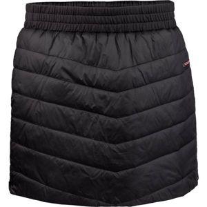 Arcore PENELOPA černá M - Dámská zateplená sukně