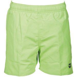 Arena FUNDAMENTALS JR BOXER zelená 8-9 - Chlapecké koupací šortky