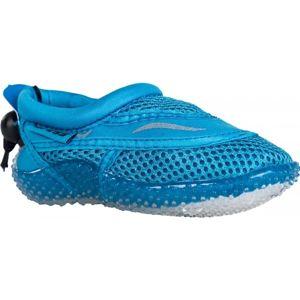 Aress BORNEO modrá 29 - Dětské boty do vody