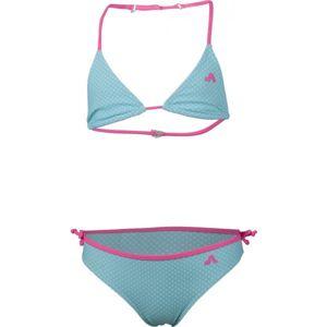 Aress SABINA modrá 164-170 - Dívčí dvoudílné plavky