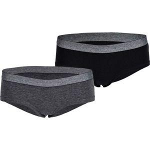 Aress UMMA šedá XL - Dámské kalhotky