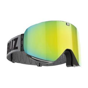 Bliz FLOW černá NS - Lyžařské brýle