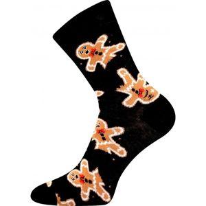 Boma PATTE 015 hnědá 35 - 38 - Ponožky