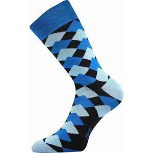 Boma PATTE 001 černá 35 - 38 - Unisex módní ponožky