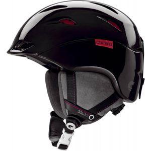 Carrera SOLACE černá 55-59 - Dámská lyžařská helma