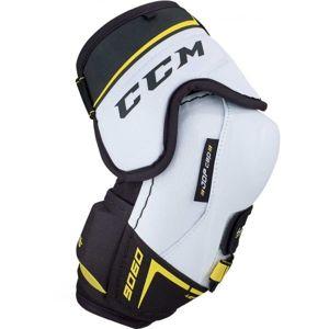 CCM TACKS 9060 JR černá 11 - Juniorské hokejové rukavice