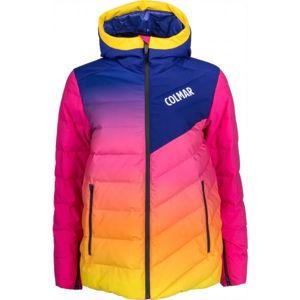 Colmar L. DOWN SKI JACKET růžová 40 - Dámská lyžařská bunda