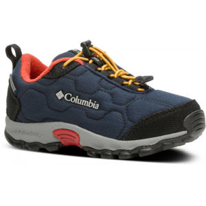Columbia FIRECAMP SLEDDER 3 WP modrá 12 - Dětská outdoorová obuv