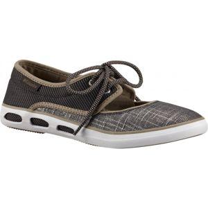 Columbia VULC N VENT PEEP TOE šedá 7.5 - Dámská vycházková obuv