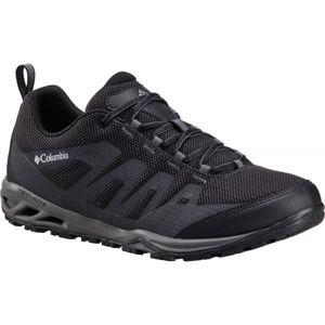 Columbia VAPOR VENT černá 10.5 - Pánská sportovní obuv