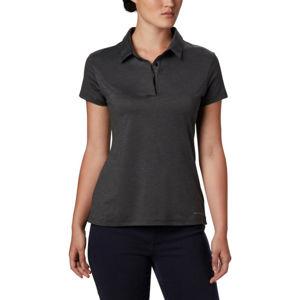 Columbia BRYCE POLO černá XS - Dámské polo tričko