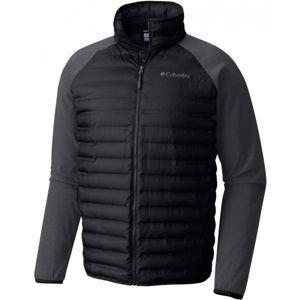 Columbia FLASH FORWARD HYBRID JACKET černá XL - Pánská zimní bunda