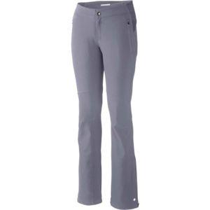 Columbia BACK BEAUTY PASSO ALTO HEAT PANT šedá 12/r - Dámské outdoorové kalhoty