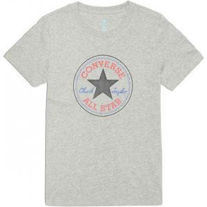 Converse CHUCK PATCH NOVA TEE  M - Dámské tričko