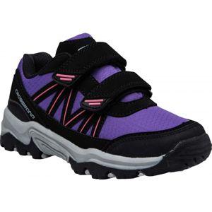Crossroad DADA IV fialová 33 - Dětská obuv