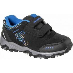 Crossroad DIAMS modrá 34 - Dětská treková obuv