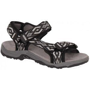 Crossroad MADDY šedá 46 - Dámské sandály