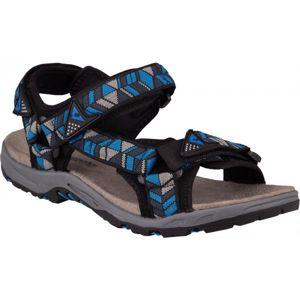 Crossroad MADDY šedá 40 - Pánské sandály