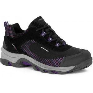 Crossroad TOKI fialová 28 - Dětská treková obuv