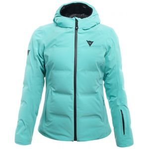 Dainese SKI DOWN W zelená XS - Dámská lyžařská péřová bunda