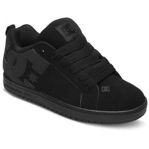 DC COURT GRAFFIK černá 11 - Pánská volnočasová obuv