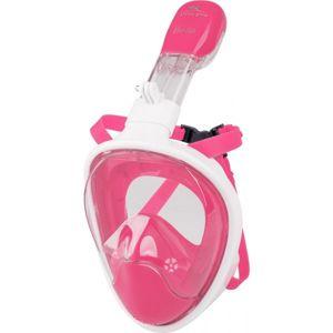 Dive pro BELLA MASK PINK růžová S/M - Šnorchlovací maska