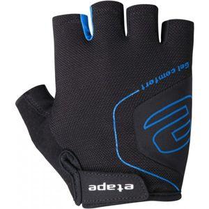 Etape AIR RUKAVICE modrá L - Pánské cyklistické rukavice