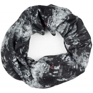 Finmark FS-002 bílá UNI - Multifunkční šátek