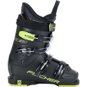 Fischer RC4 60 JR černá 26 - Juniorské lyžáky