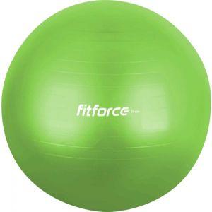 Fitforce GYM ANTI BURST 55 zelená 55 - Gymnastický míč / Gymball