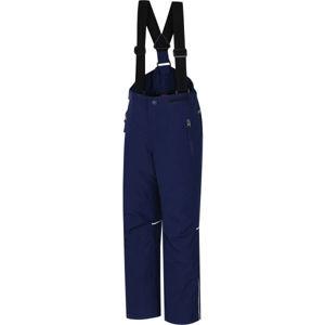 Hannah AKITA JR II červená 116 - Dětské lyžařské kalhoty