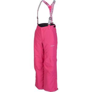 Head BETO růžová 152-158 - Dětské zimní kalhoty