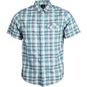 Head MARLO zelená M - Pánská košile
