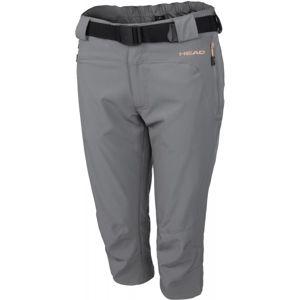 Head STEVIA šedá XL - Dámské kalhoty