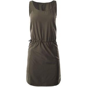 Hi-Tec LADY TOMA béžová XL - Dámské outdoorové šaty