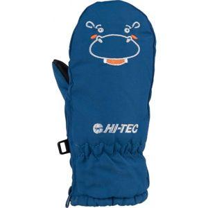 Hi-Tec NODI KIDS tmavě modrá S/M - Dětské zimní rukavice
