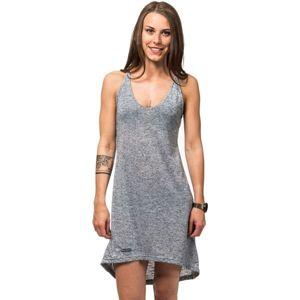 Horsefeathers KENDAL DRESS šedá XL - Dámské šaty